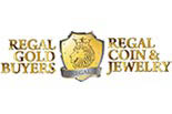 REGAL GOLD BUYERS  PFLUGERVILLE TEXAS logo