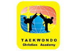 TAE KWON DO CHRISTIAN ACADEMY logo