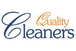 QUALITY CLEANERS & SNO-WHITE CLEANERS logo