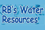 RB's Water Resources logo