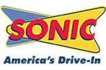 SONIC DRIVE IN / COLLEGE logo