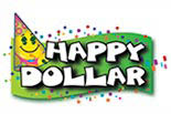 HAPPY DOLLAR logo