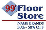 99 CENT FLOOR logo
