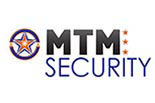 MTM SECURITY logo