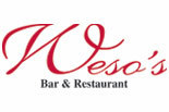 WESO'S BAR & RESTAURANT logo