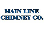 MAIN LINE CHIMNEY logo