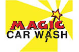 MAGIC CAR WASH logo