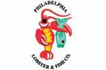 PHILADELPHIA LOBSTER & FISH CO. logo