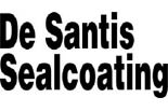 DeSANTIS SEALCOATING logo