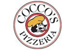 COCCOS PIZZA/BROOKHAVEN logo