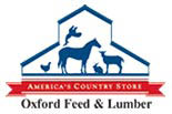 OXFORD FEED & LUMBER logo