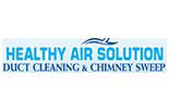 HEALTHY AIR SOLUTION logo