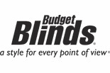 BUDGET BLINDS/THORNTON logo