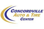 CONCORDVILLE AUTO CENTER logo