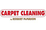 CARPET CLEANING BY ROBERT MCMAHON logo