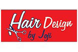HAIR DESIGN BY JOJI logo