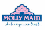 MOLLY MAIDS/NEWARK logo