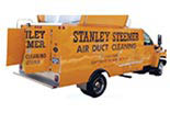 STANLEY STEEMER AIR DUCT/DELAWARE logo
