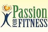 PASSION FOR FITNESS logo