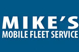 MIKE'S MOBILE FLEET SERVICE logo