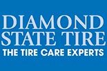 DIAMOND STATE TIRE logo