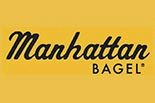 MANHATTAN BAGEL/WILLOW GROVE logo