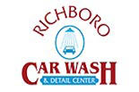 RICHBORO CAR WASH & DETAIL CENTER logo