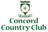CONCORD COUNTRY CLUB logo