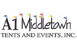 A1 MIDDLETOWN TENTS & EVENTS, INC. logo