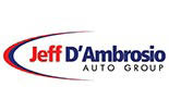 JEFF D'AMBROSIO AUTO GROUP logo