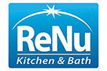 RE NU KITCHEN & BATH logo