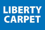 LIBERTY CARPET CLEANING logo