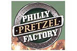 PHILLY PRETZEL FACTORY/GILBERTSVILLE logo