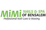MIMI NAILS & SPA logo