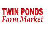 TWIN PONDS FARM MARKET logo