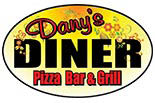 DANY'S DINER, PIZZA BAR & GRILL logo