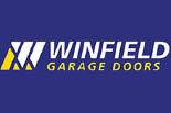 WINFIELD GARAGE DOORS logo