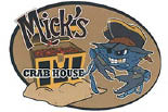 MICK'S CRAB HOUSE logo