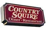 THE COUNTRY SQUIRE logo