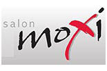 SALON MOXI logo