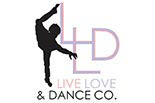 LIVE LOVE & DANCE logo