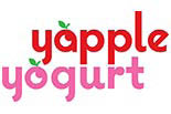 YAPPLE YOGURT logo