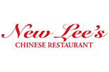 NEW LEE'S CHINESE RESTAURANT logo