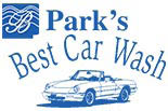 PARK'S BEST CAR WASH logo
