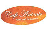 CAFE' ANTONIO PIZZA & RESTAURANT logo