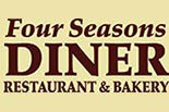 FOUR SEASONS DINER & BAKERY logo