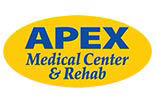 APEX MEDICAL CENTER & REHAB logo