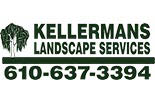 KELLERMANS LANDSCAPING SERVICES logo
