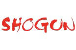 SHOGUN JAPANESE STEAKHOUSE & SUSHI BAR logo
