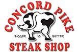 CONCORD PIKE STEAK SHOP logo